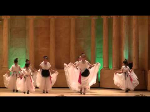 El Corazon de México-Ballet Folklórico, Toledo, OH  Dec 2015