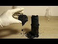 Awesome Science Experiments - Sugar and Sulfuric Acid chemical reaction