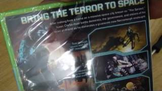 UNBOXING OF DEAD SPACE 2 XBOX 360