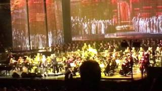 Andrea Bocelli - Nessun Dorma - NYC December 2016
