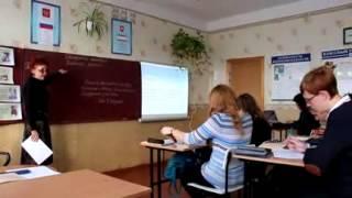 Открытый урок литературы в 11 классе Заброды Светланы Игоревны