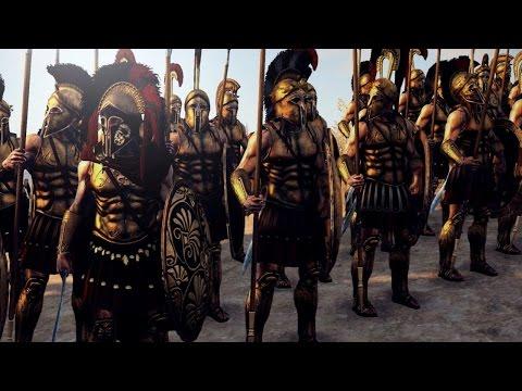 Rome Total War 2 мод мирмидонцы скачать - фото 9