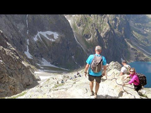 Rysy -  wejście na szczyt - Lipiec 2015 (4K)