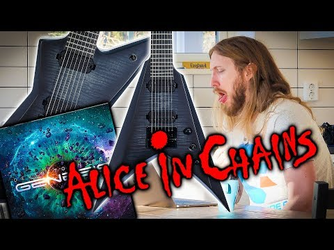 FAQ78 - ALICE IN CHAINS, DEVIN TOWNSEND GENESIS, STAGE FRIGHT, SMALL PRACTICE AMPS