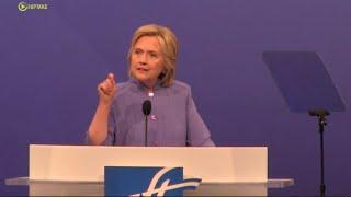 Hillary Clinton Addresses American Federation of Teachers In Minneapolis - Full Speech