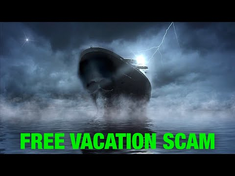 SCAM! Free Vacation Using Hilton's Name
