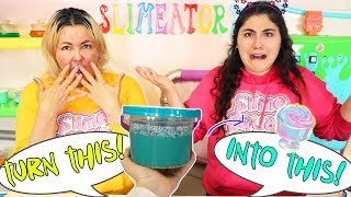 TURN THIS SLIME INTO THIS SLIME CHALLENGE! Slimeatory #577