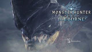 Monster Hunter World Iceborne Opening on Beotodus Gameplay Part 1
