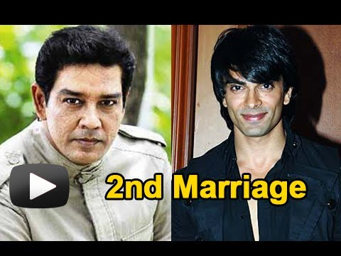 Anup Soni To Karan Singh Grover - T.V Stars Second Marriage