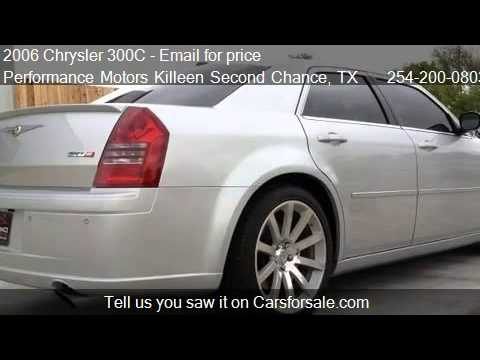 2006 chrysler 300c c srt8 for sale in killeen tx 76543
