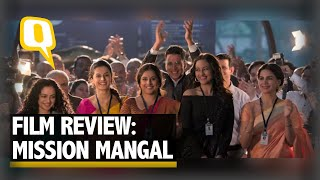 Mission Mangal: Over the Top but Worth a Watch | The Quint