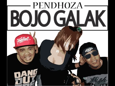 PENDHOZA - BOJO GALAK (LIRIK VIDEO) ORIGINAL