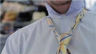 men s formal fashion advice easy neck tie tying instructions