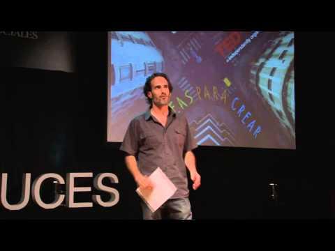 Cómo las historias construyen la realidad: Javier Argüello at TEDxUCES