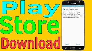 Gambar cover Play Store Download : How To Download Play Store in 2 Steps - Helping Mind
