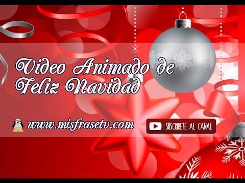 Feliz Navidad - Videos Animados para Facebook