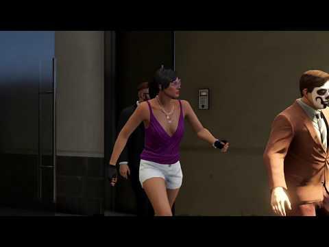GTA 5 Online: Hiests - Prison Break - Wet Work