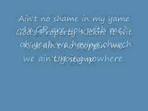 Stomp Kirk Franklin Lyrics