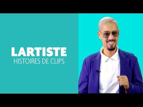 Youtube: Lartiste:«L'actrice de Chocolat m'a planté» #ClipsStory