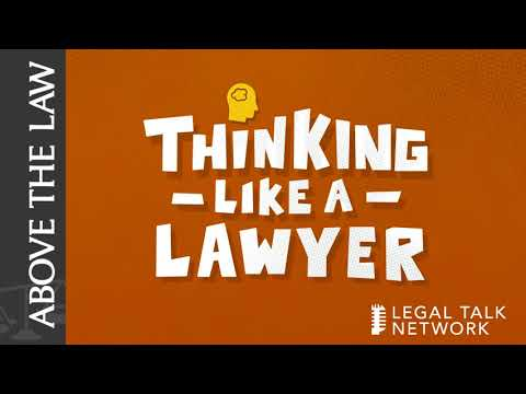 The Second Annual Thinking Like A Lawyer Awards Gala