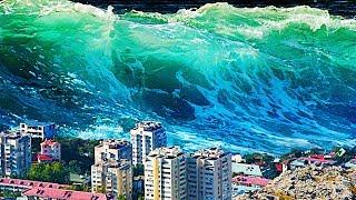 Lo que debes saber para sobrevivir a un tsunami