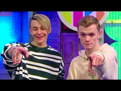 Bars and Melody in the CBBC HQ (18/4/18)