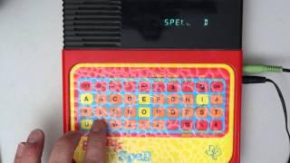 Texas Instruments Speak and Spell