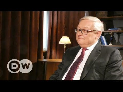 Russia's Sergey Ryabkov on Syria: The West only hears itself | DW English
