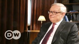 Baixar Ryabkov: The West only hears itself, disregards alternative views | DW English