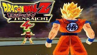 Goku VS Kale and Caulifla Story Mode | Dragon Ball Z Budokai Tenkaichi 4 (BETA 5)