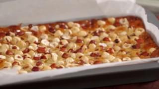 Cadbury Kitchen: Laura's Nutty Chocolate Slice