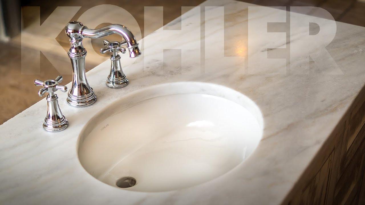 Polish Undermount Bath Sink