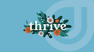 Journey Church - Thrive - Week 1 - 4.25.21
