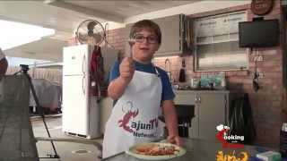 Cooking With Kade | Cooks A 6.5 Hour Cajun Chicken Spaghetti On The Cajun Tv Network