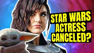 Star Wars Mandalorian Gina Carano Canceled For Believing In Humanity