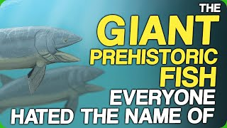 The Giant Prehistoric Fish Everyone Hated The Name Of (The REAL Names of Animals)