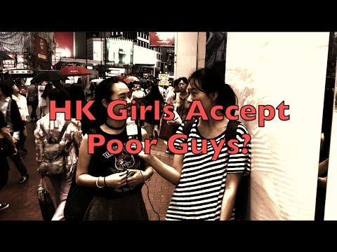 What Kind Of Men Do Hong Kong Girls Like?