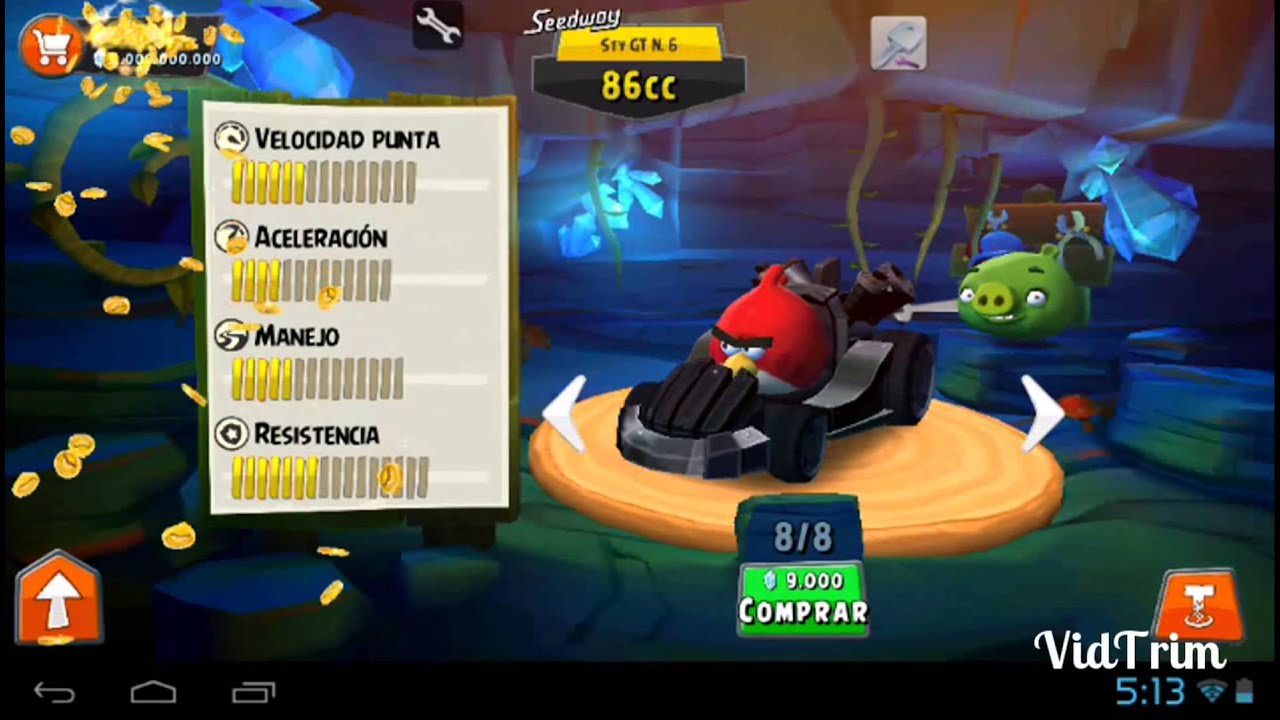 Angry Birds Go! Hack With Game Killer *Root* 2015 - YouTube