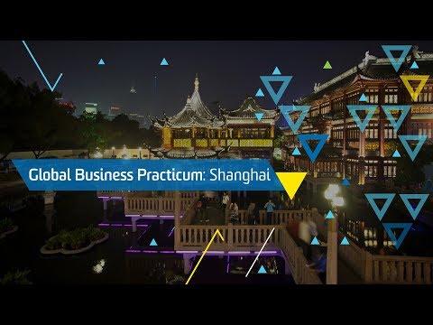 Global Business Practicum: Shanghai