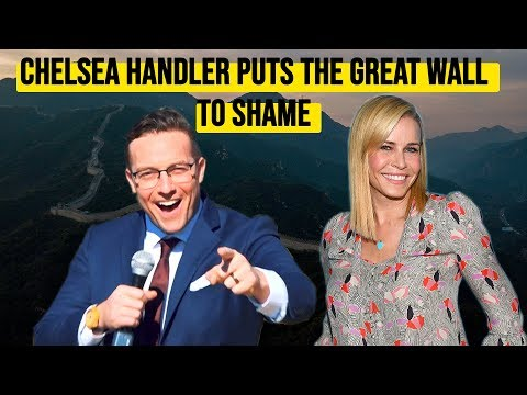 Walls Across America: Chelsea Handler's 'Wall To End All Walls'