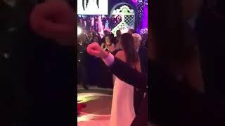 Ильхам Алиев и Хизри Шихсаидов танцуют на свадьбе, Азербайджанцы и Кумыки