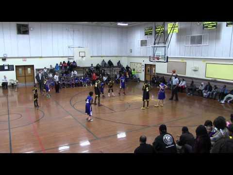 Benjamin Tasker vs Chesapeake Math & IT Academy Middle School 11-17-14