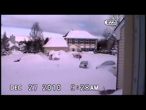 Northeastern Blizzard of December 2010 - Lincroft, NJ