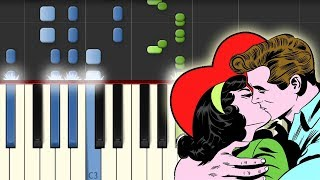 Besame Mucho / Piano Tutorial / Synthesia / Notas Musicales