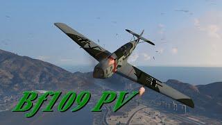 GTA5 Bf 109 PV