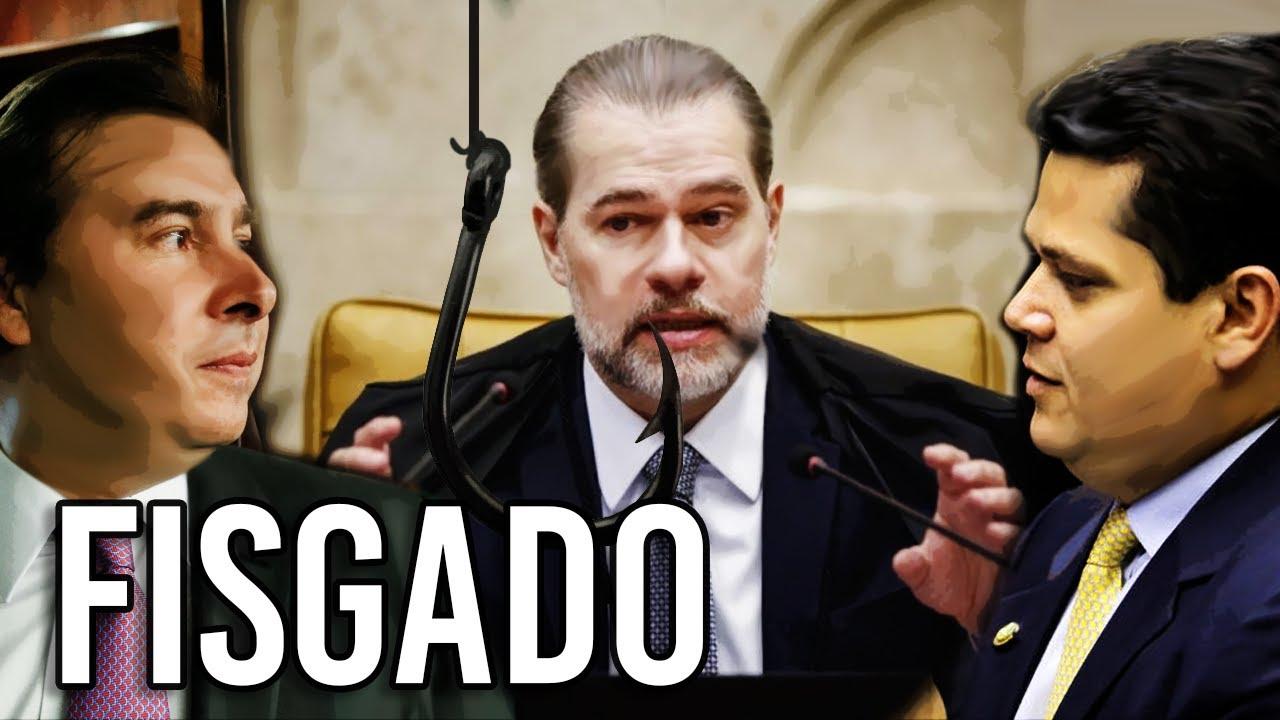 """Dias Toffoli foi """"FISGADO"""" pela LAVA JATO"""