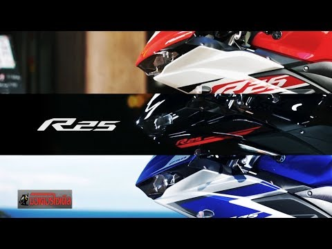 YZF-R25 YZF-R3 2018 จะเปิดตัวปีนี้หรือไม่ ? motorcycle tv thailand