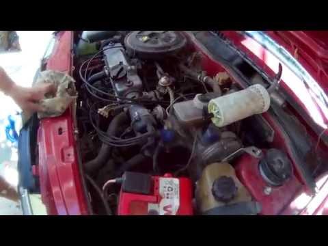 Видеозапись Замена масла в коробке передач и замена тросика спидометра на ВАЗ 21099