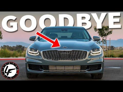 Kia KILLS Its Biggest Sedans! - What's Next?