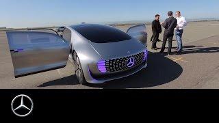 Zukunftsweisend und modern – Fahren mit dem F 015